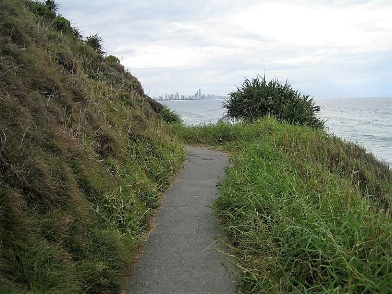 Daytrips Brisbane_Burleigh Heads Ocean View Track