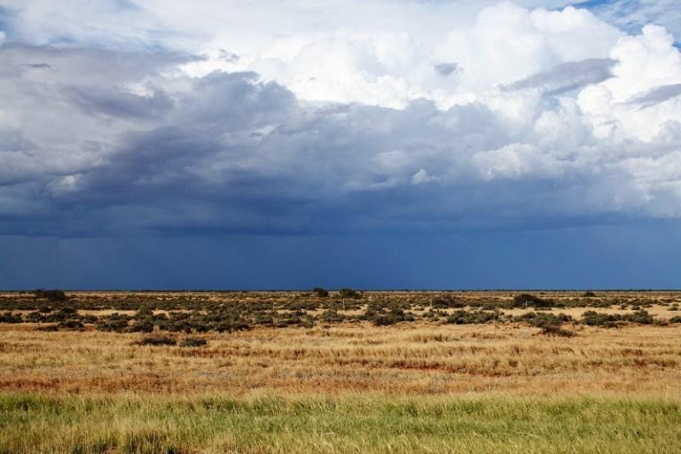 Westaustralien Roadtrip Perth Exmouth Gewitter Outback