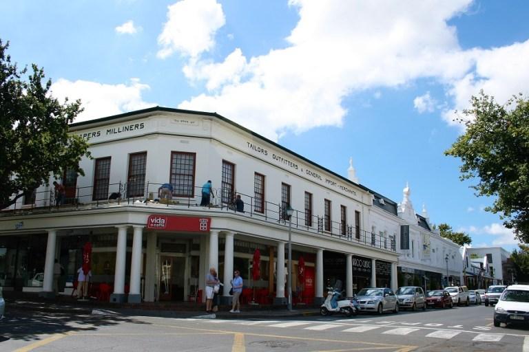 Weinregion Stellenbosch @awayonwheels