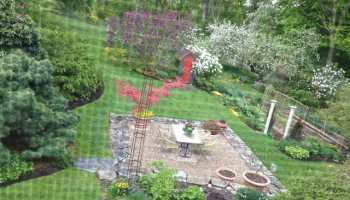 Look Out The Window Garden Design 101