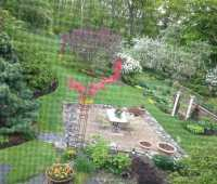 look out the window: garden design 101