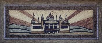 corn palace detail
