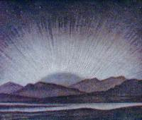 Aurora Borealis. New Student Reference Work (1904) Aurora Borealis or Northern lights. Scan of 2 d image in the public domain believed to be free to use without restriction in the US.
