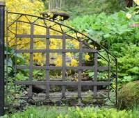 garden gates, in trash-to-treasure style