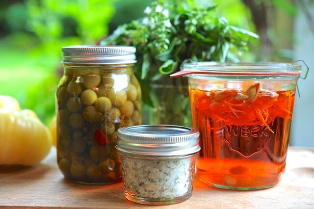 Preserving ideas in canning jars, with Gayla Trail