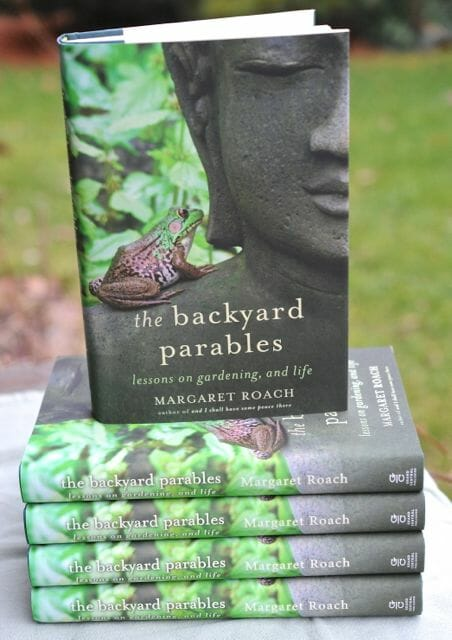 the backyard parables by margaret roach