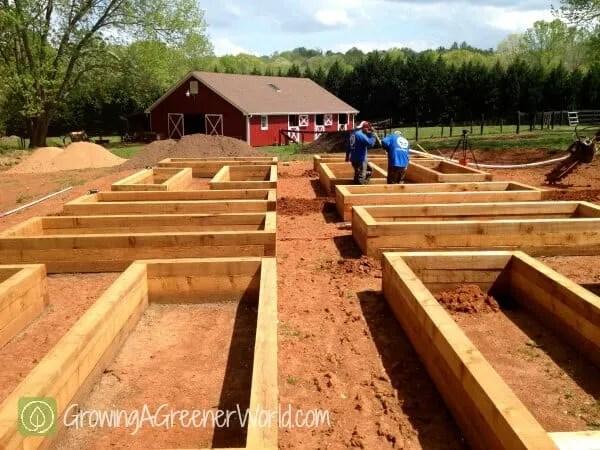 A Raised Bed Garden Survives 39 Killer Compost 39 A Way To Garden