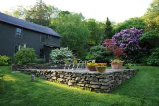 pation, garden of Margaret Roach