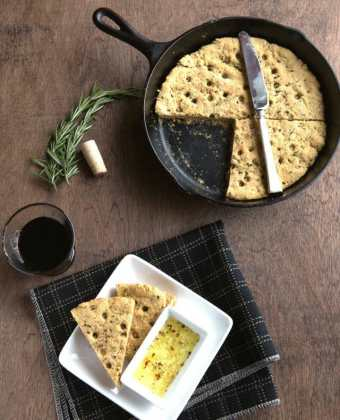 Foccacia World's Easiest Paleo Baking_Barbone
