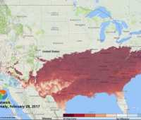 how early is spring? ask the usa national phenology network