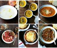 ideas for a fall and winter of soups, with 'bread toast crumbs' author ali stafford