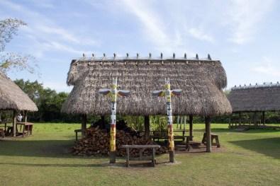 Miccosukke Reservation Community