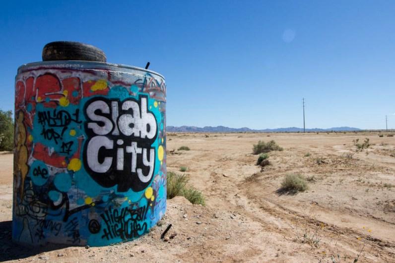 Slab City