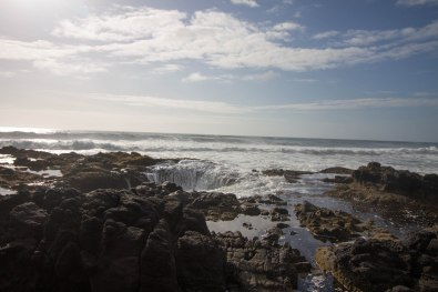 Thor's Well in Cape Perpetua, Oregon
