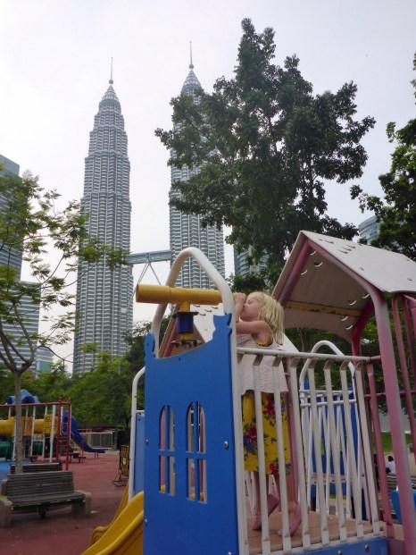 Urban yet playful: KL's GIGANTIC park at KLCC