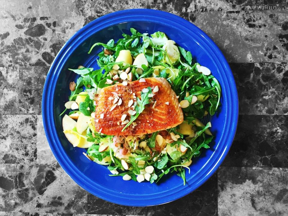 Undomestic Flora's cooking adventures via Chef's Plate