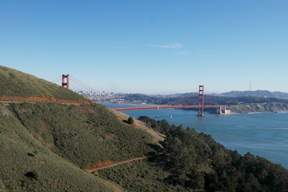 San Francisco pt. 1: Thoughts about a city that has everything good
