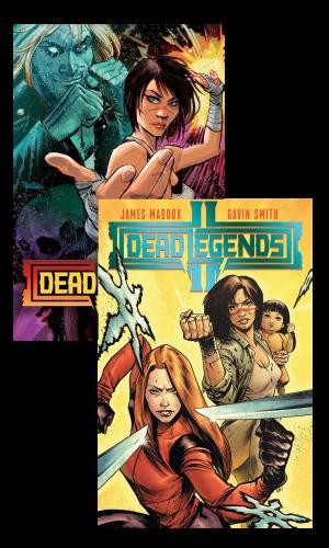 Dead Legends Bundle