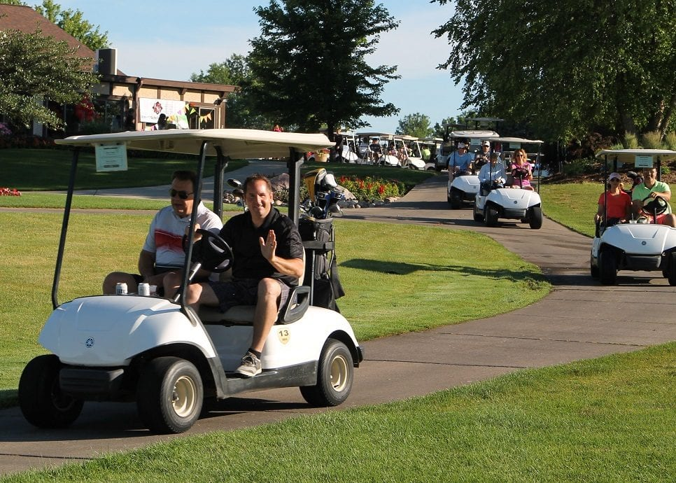 Successful Networking through Golf Events