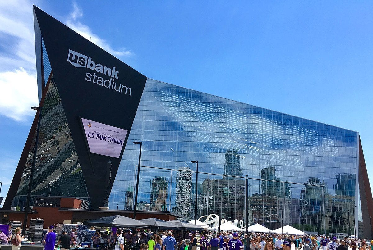 Continuing Opportunities at U.S. Bank Stadium