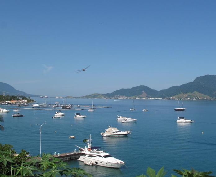 Остров Ильябела Бразилия