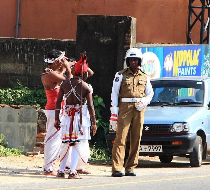Шри Ланка самостоятельно на авто