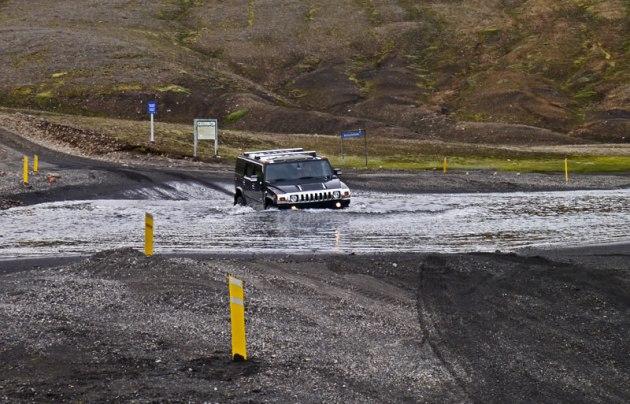 Исландия на джипе отзывы