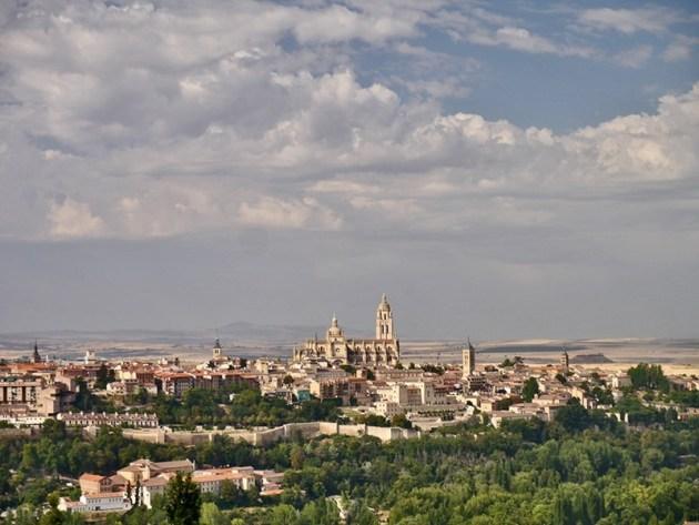 Парадоры в Испании
