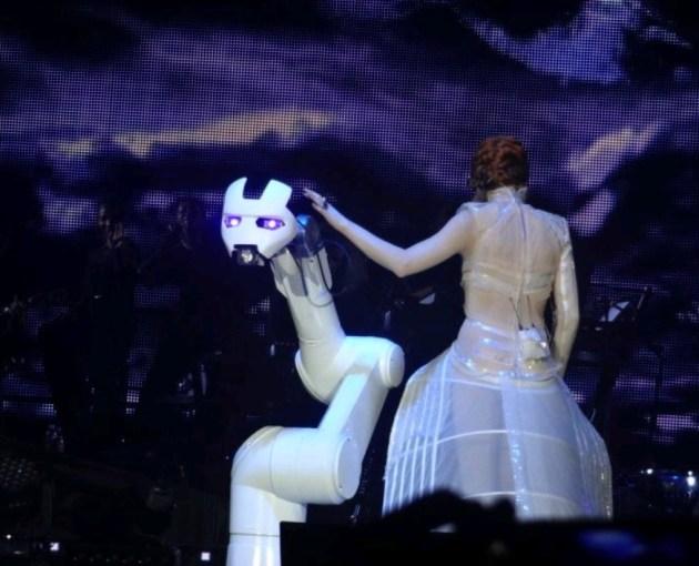 Концерт Милен Фармер