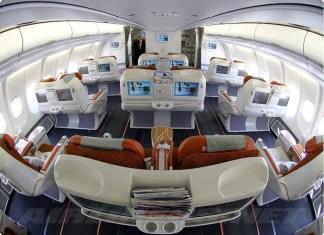 Повышение класса обслуживания Аэрофлот