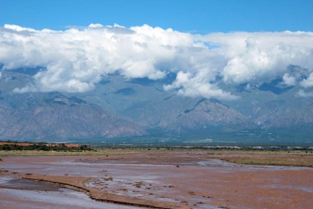 Путешествие по северо-западу Аргентины