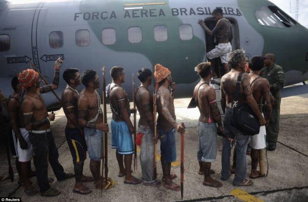 Авиабилеты Бразилия