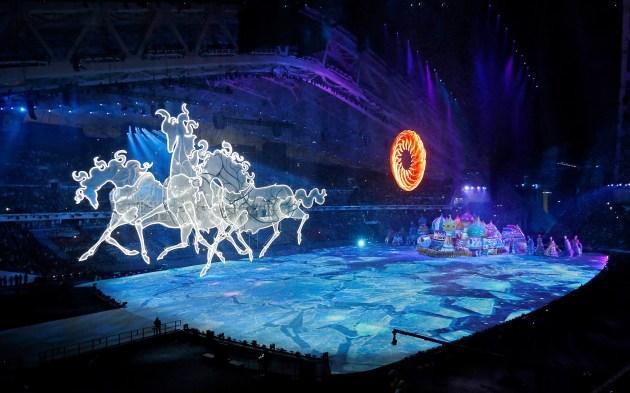 Олимпийские игры Сочи 2014 новости