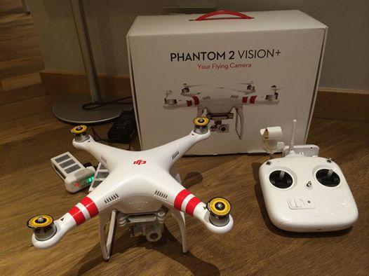 Квадрокоптер DJI Phantom 2 Vision отзывы