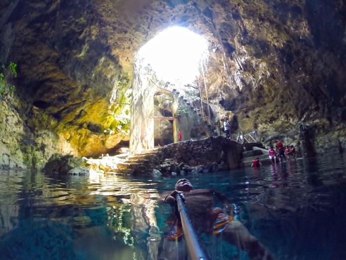 Сеноты Юкатана Мексика