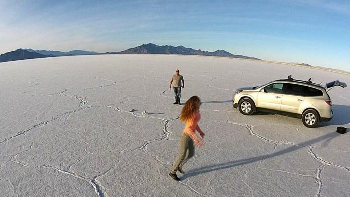 Bonneville Salt Flat отзыв