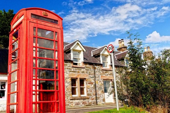 Путешествия по Шотландии на автомобиле