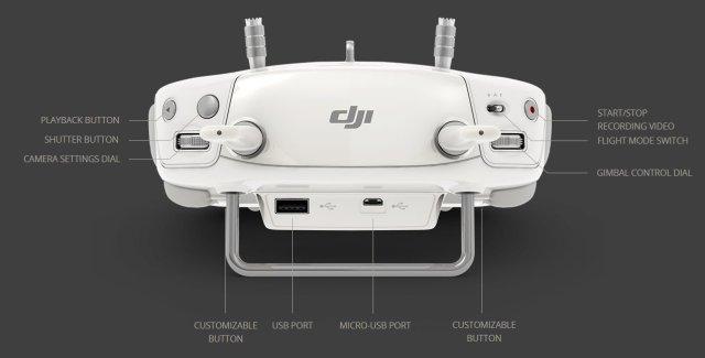 Новая прошивка DJI P3P