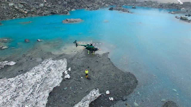Ледник Фокса и Франца-Иосифа