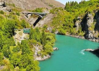 Квинстаун Новая Зеландия