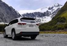 Аренда автомобиля в Новой Зеландии