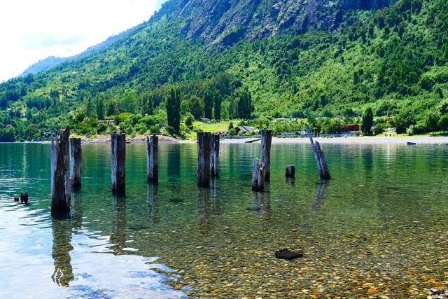 Озерный край Чили фото отзывы