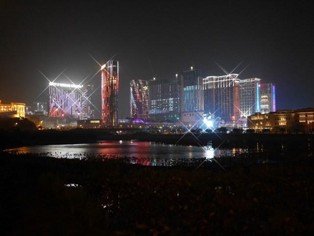 Как добраться из Гонконга в Макао