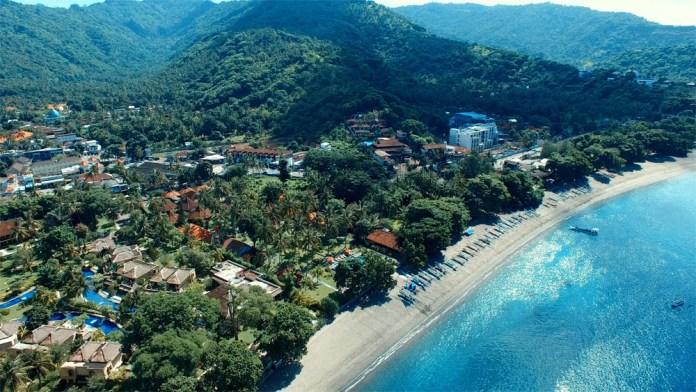 Остров Ломбок, пляж Сенгиги
