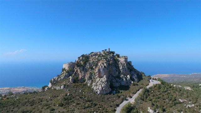 С Южного Кипра на Северный