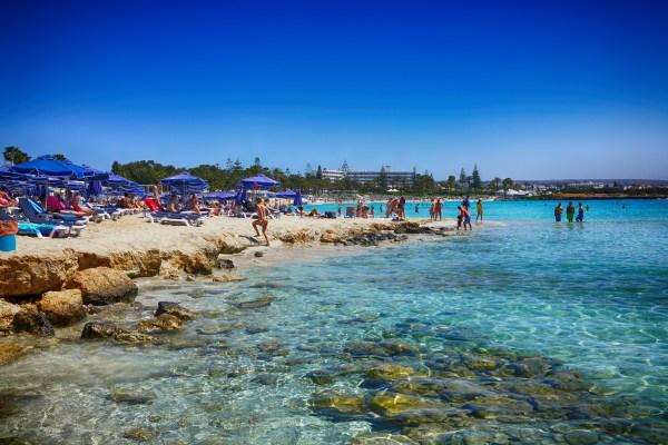 Пляжи Кипра отзывы Сайт Винского