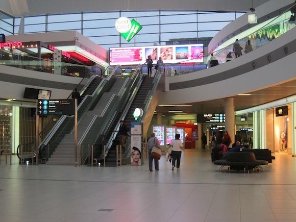 Лаунж Priority pass в аэропорту Будапешта
