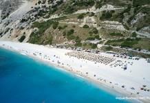 Пляж Миртос 2019