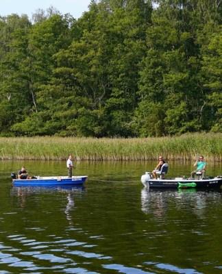 Рыбалка в Германии