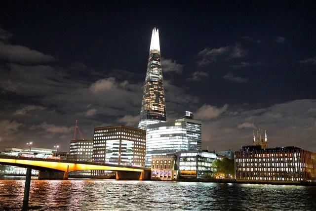 Поездка в Лондон на выходные